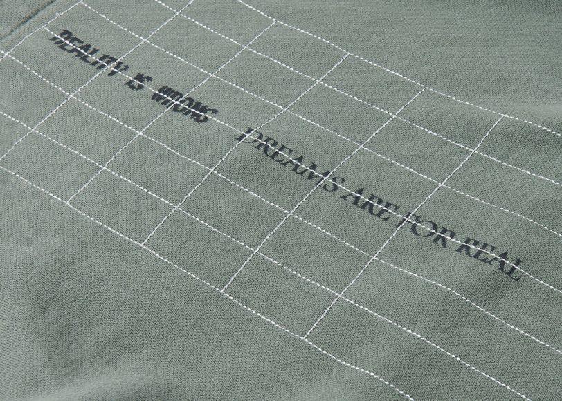 Remix 16 AW RR Half Zip Sweatshirt (19)