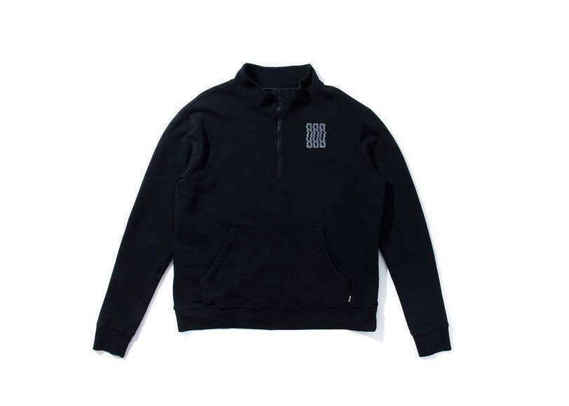 Remix 16 AW RR Half Zip Sweatshirt (2)