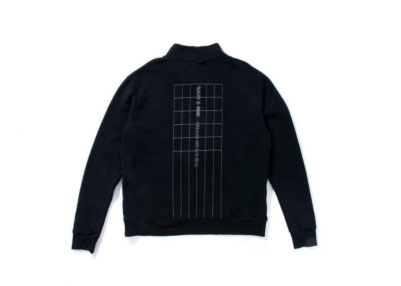 Remix 16 AW RR Half Zip Sweatshirt (3)