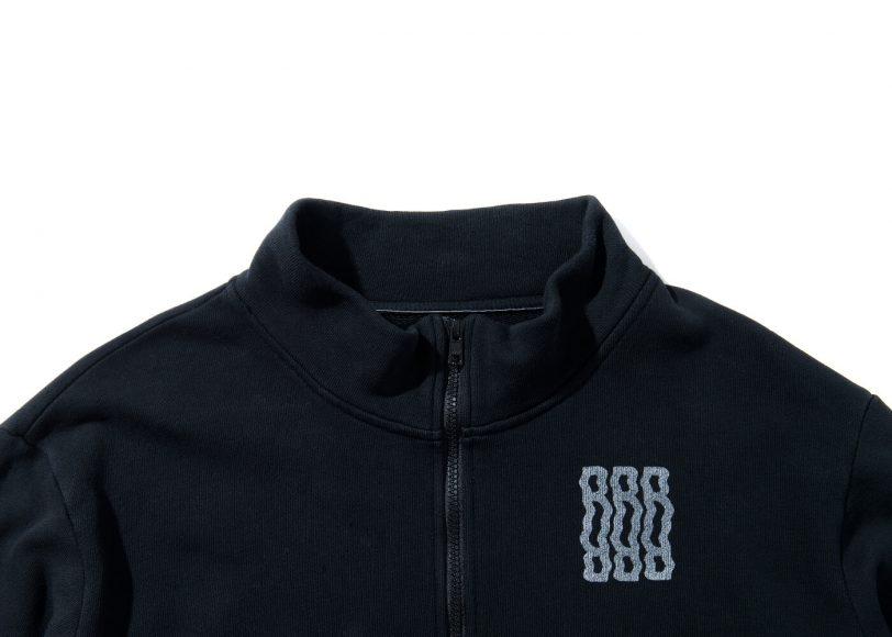 Remix 16 AW RR Half Zip Sweatshirt (4)