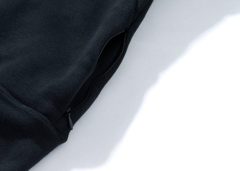 Remix 16 AW RR Half Zip Sweatshirt (6)