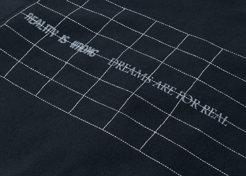 Remix 16 AW RR Half Zip Sweatshirt (7)