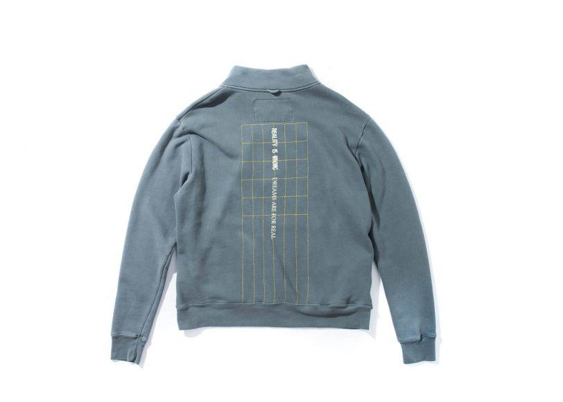 Remix 16 AW RR Half Zip Sweatshirt (9)