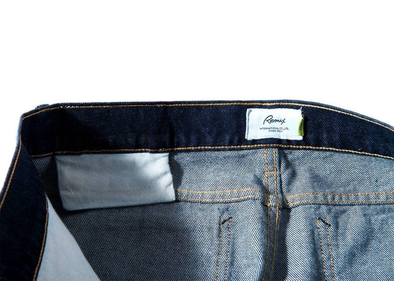 Remix 16 AW RX Tough Selvedge Jeans (Stone Wash & One Wash) (13)