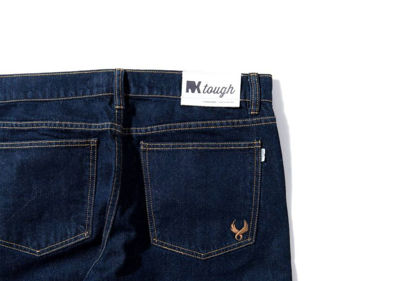 Remix 16 AW RX Tough Selvedge Jeans (Stone Wash & One Wash) (14)
