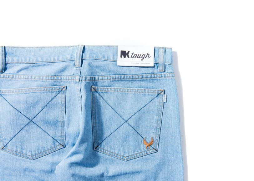 Remix 16 AW RX Tough Selvedge Jeans (Stone Wash & One Wash) (7)