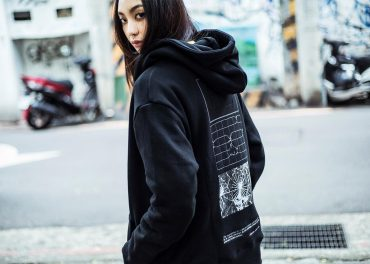 Remix 16 AW Smashed Zip Hoody (1)