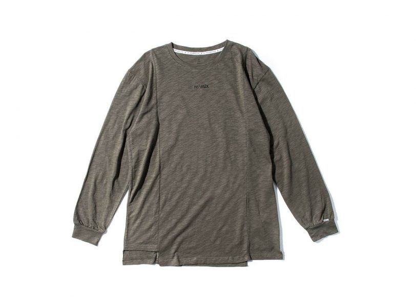 Remix 16 AW THE CUT LS TEE (10)