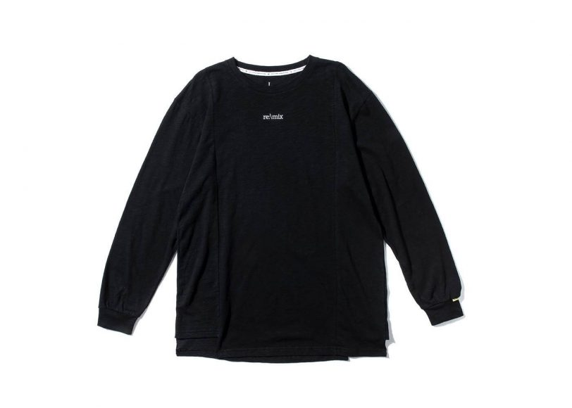 Remix 16 AW THE CUT LS TEE (2)