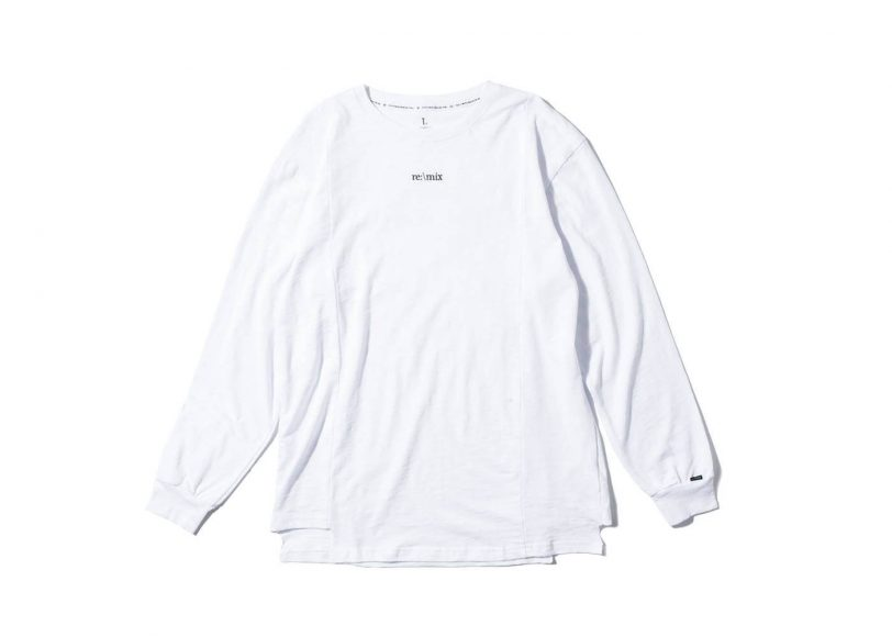Remix 16 AW THE CUT LS TEE (6)