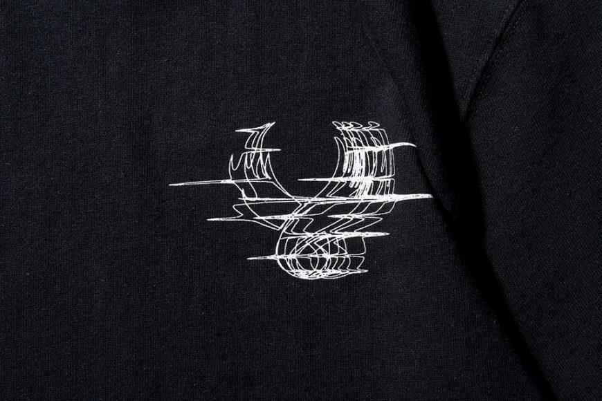Remix 16 AW Wave Wing Logo Tee (3)