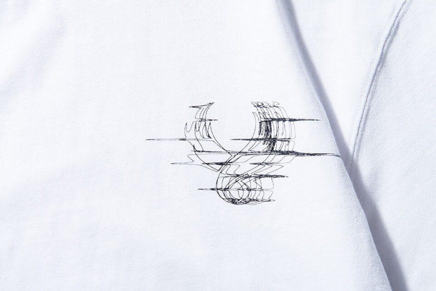 Remix 16 AW Wave Wing Logo Tee (7)