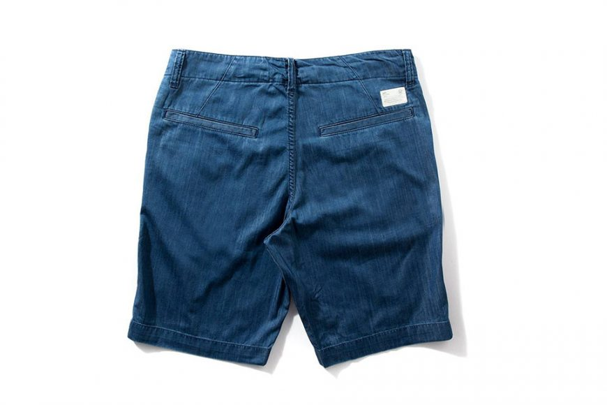 Remix 16 SS Denim Casual Shorts (10)