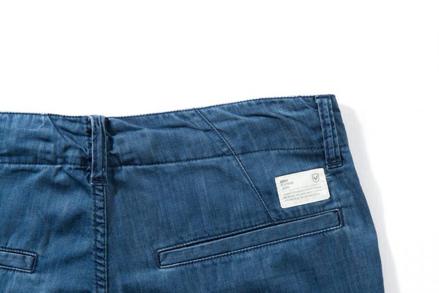 Remix 16 SS Denim Casual Shorts (11)