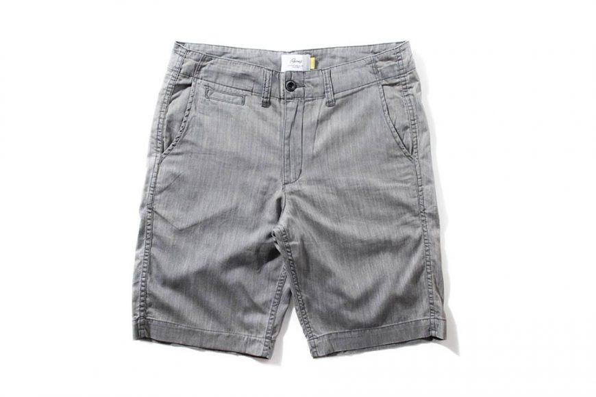 Remix 16 SS Denim Casual Shorts (2)