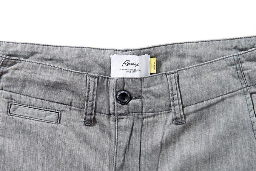 Remix 16 SS Denim Casual Shorts (4)