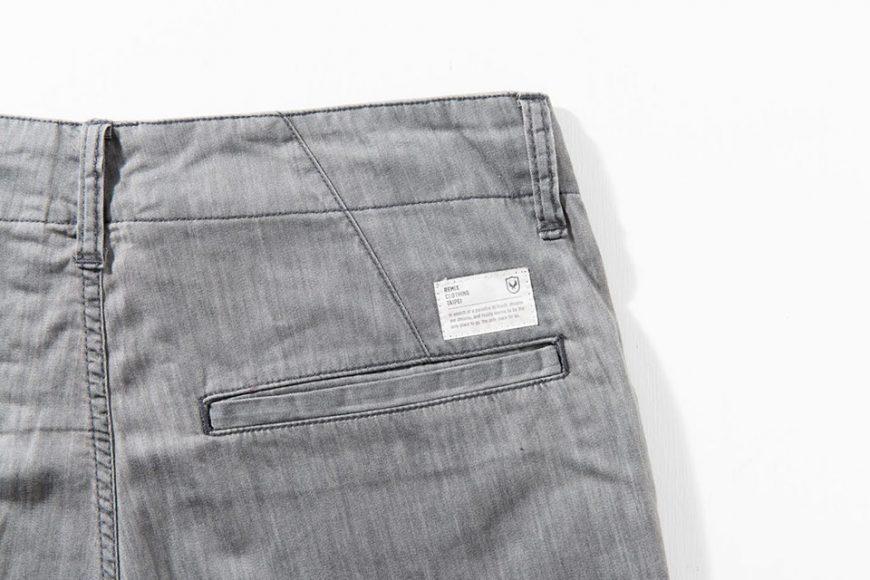 Remix 16 SS Denim Casual Shorts (6)