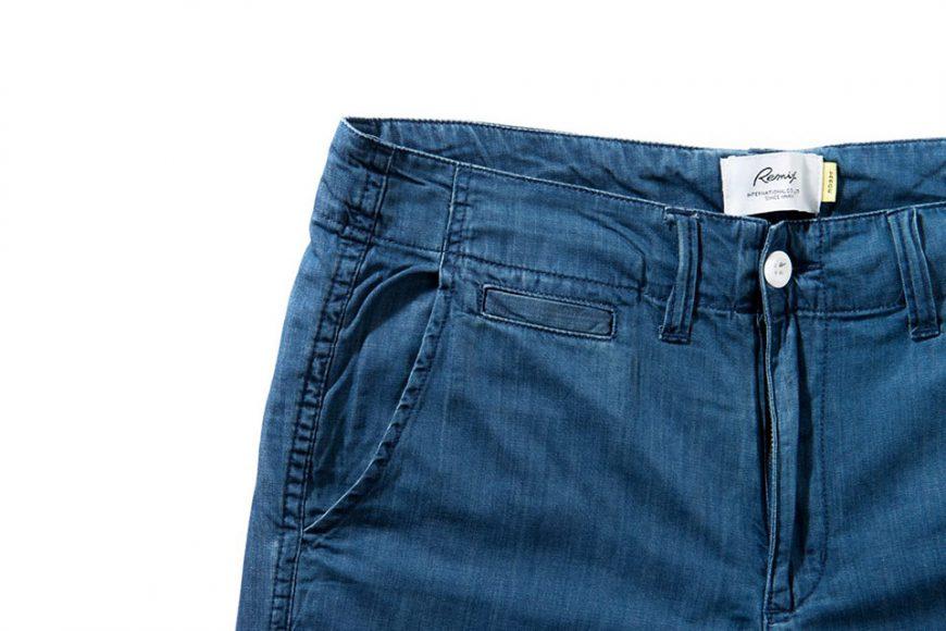 Remix 16 SS Denim Casual Shorts (8)