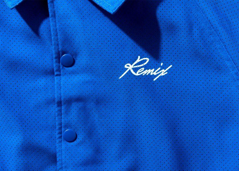 Remix 16 SS Nylon Sport Coach Jkt (17)