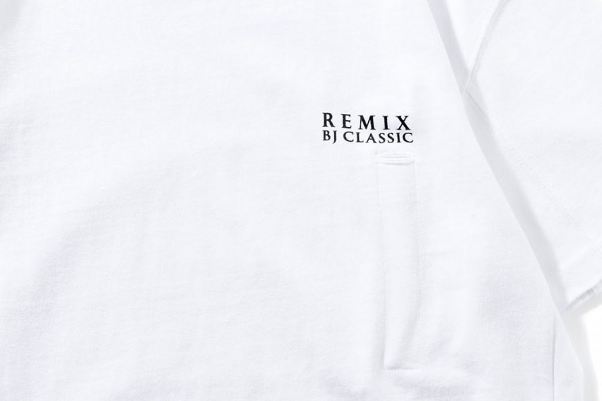 Remix 16 SS Remix x Bj Classic Tee (12)