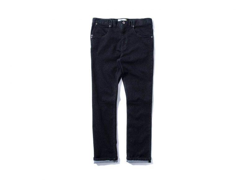 Remix 16 SS Rsd Black Denim Stretch Jeans (2)