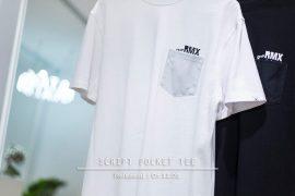 Remix 16 SS Script Pocket Tee (1)