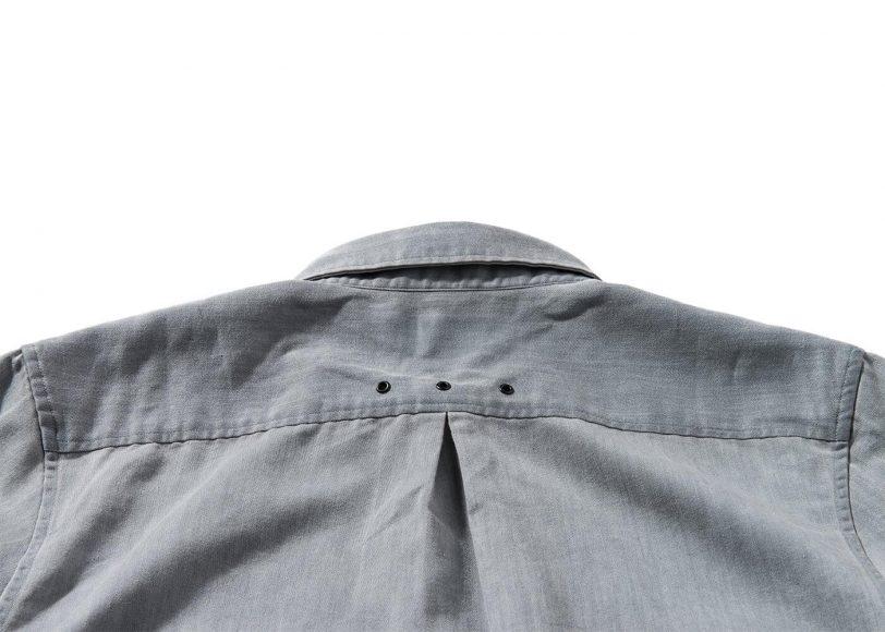 Remix 16 SS Side Zip Denim LS Shirt (12)