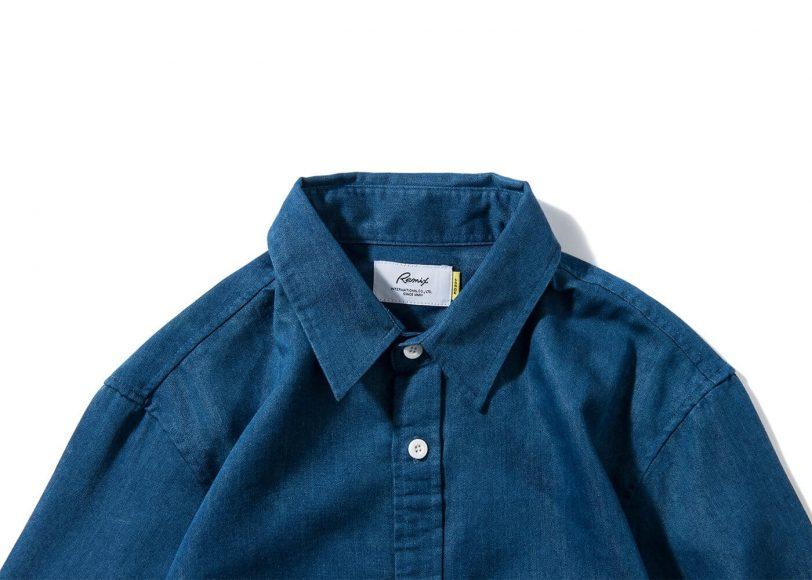Remix 16 SS Side Zip Denim LS Shirt (3)