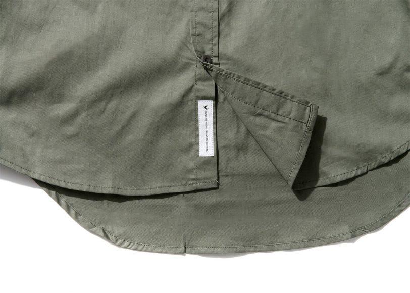 Remix 16 SS Side Zip Plain LS Shirt (13)