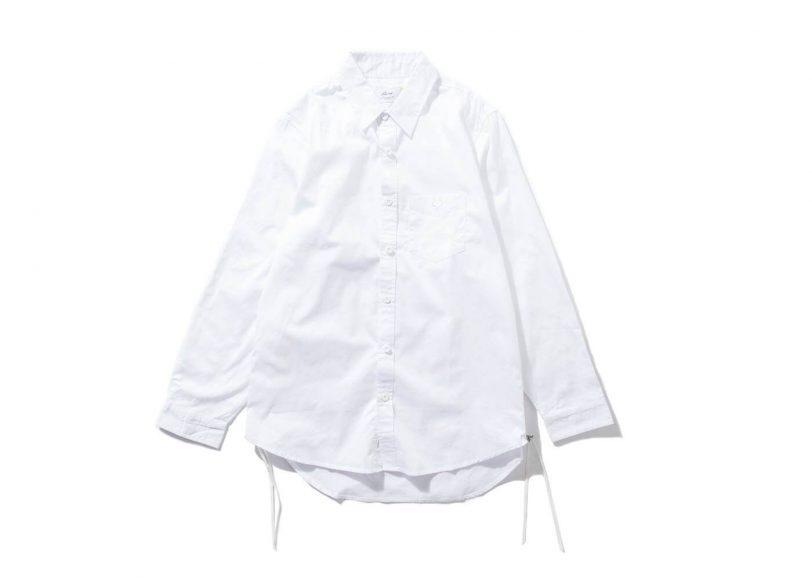 Remix 16 SS Side Zip Plain LS Shirt (2)