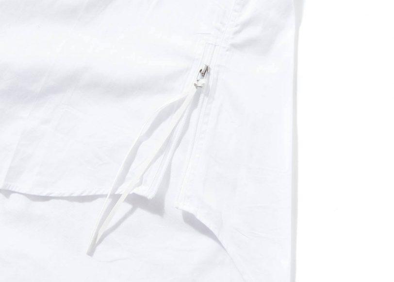 Remix 16 SS Side Zip Plain LS Shirt (5)