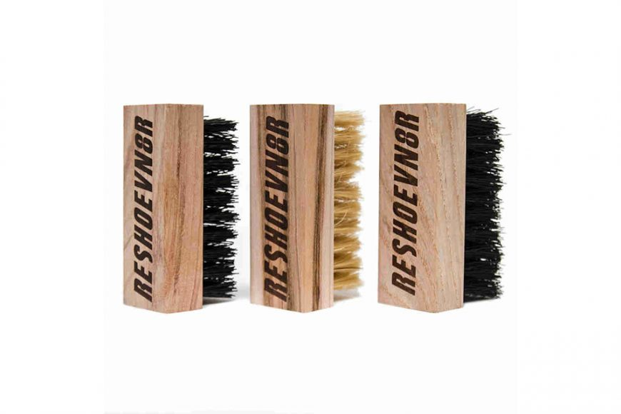 Reshoevn8r 4oz. 3 Brush Set 4oz. x 3 刷具組 (5)