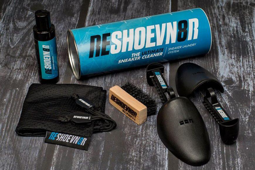 Reshoevn8r Sneaker Laundry System 球鞋清潔保養系統 (1)