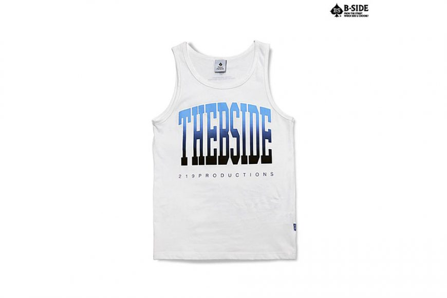 B-Side 16 SS Blend Logo Tank Top (11)