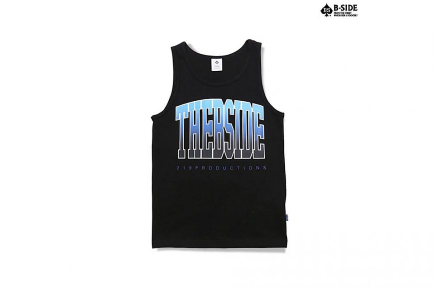 B-Side 16 SS Blend Logo Tank Top (4)