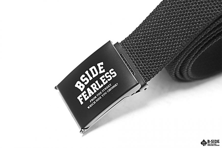 B-Side 16 SS Fearless Canvas Belt (5)