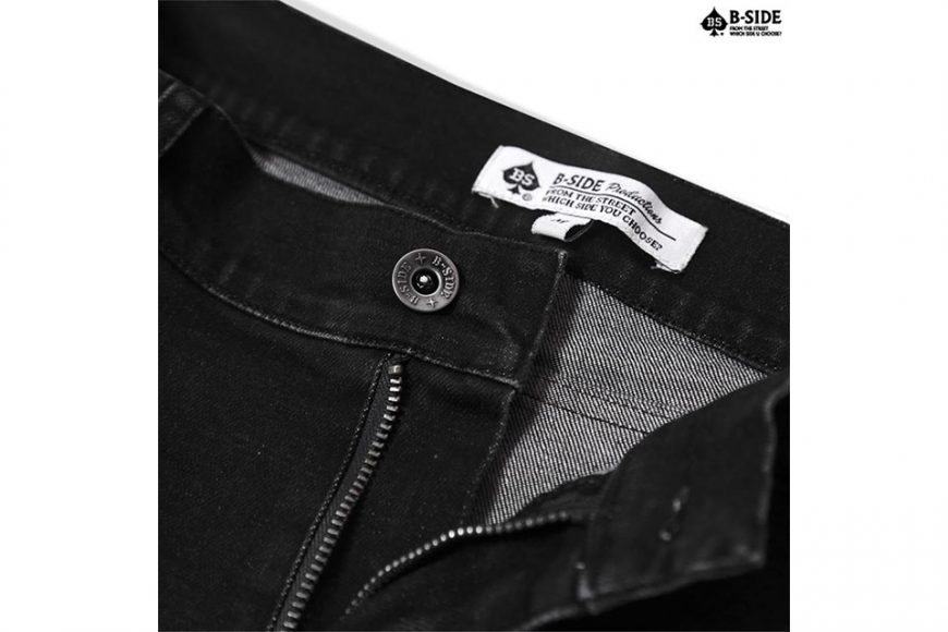 B-Side 16 SS Heavy Damage Skinny (4)
