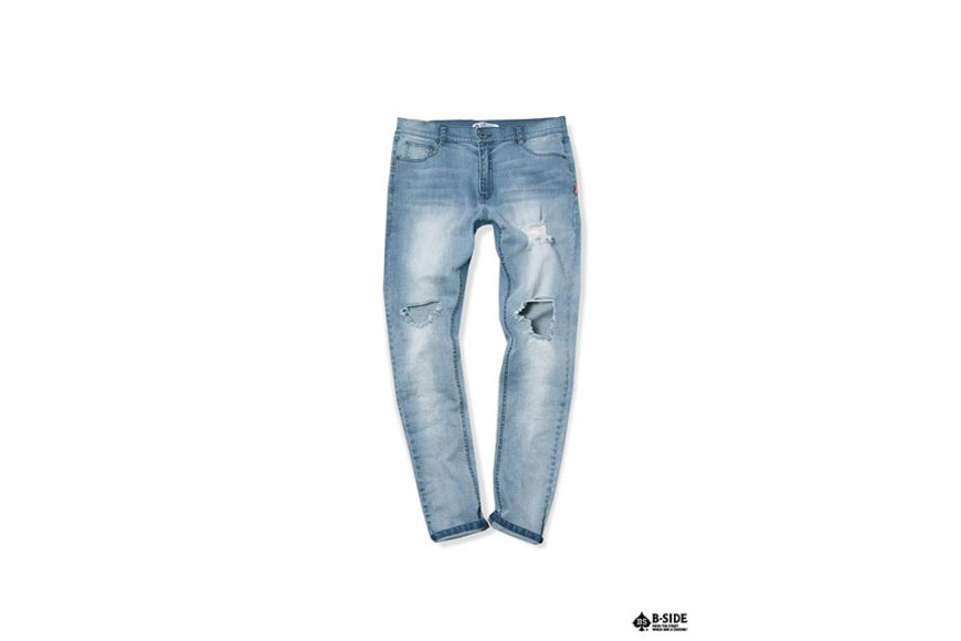 B-Side 16 SS Heavy Damage Skinny (9)