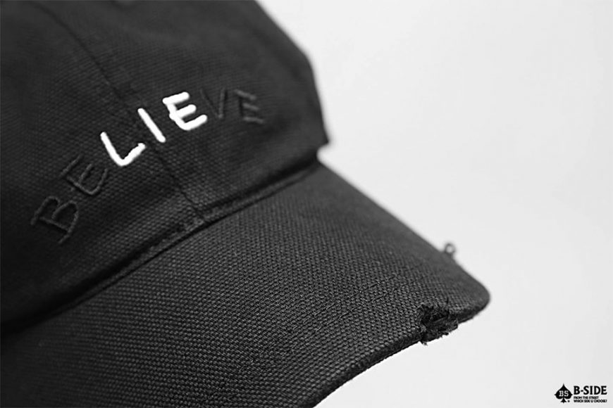 B-Side 16 SS Lie Ripped Cap (10)