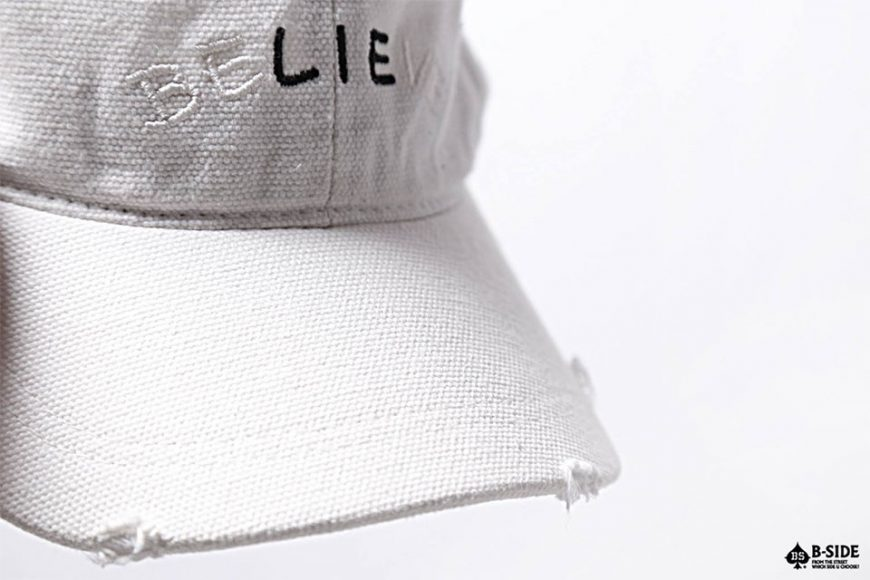 B-Side 16 SS Lie Ripped Cap (6)