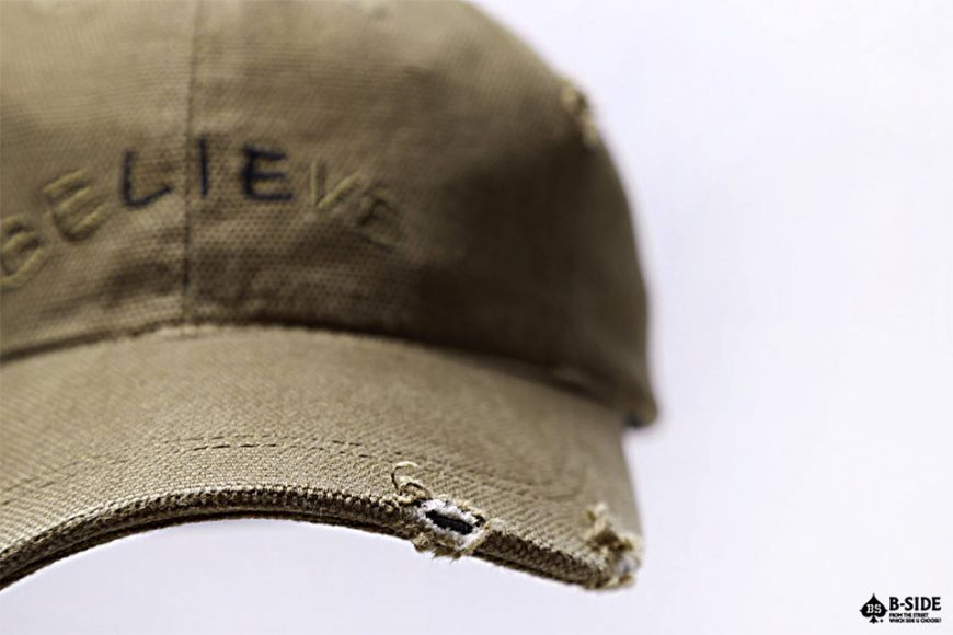 B-Side 16 SS Lie Ripped Cap (8)