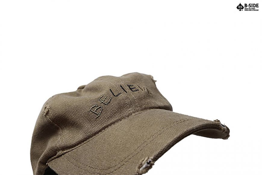 B-Side 16 SS Lie Ripped Cap (9)