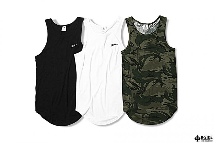 B-Side 16 SS Long Line Tank Top (1)