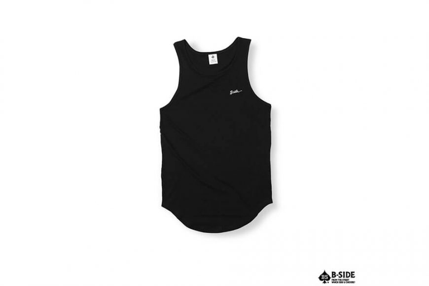 B-Side 16 SS Long Line Tank Top (2)