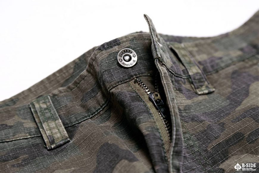 B-Side 16 SS Military Shorts (10)