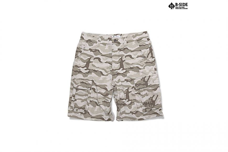 B-Side 16 SS Military Shorts (12)