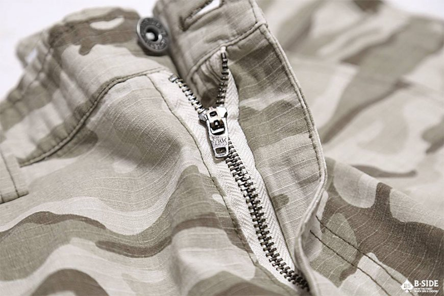 B-Side 16 SS Military Shorts (15)