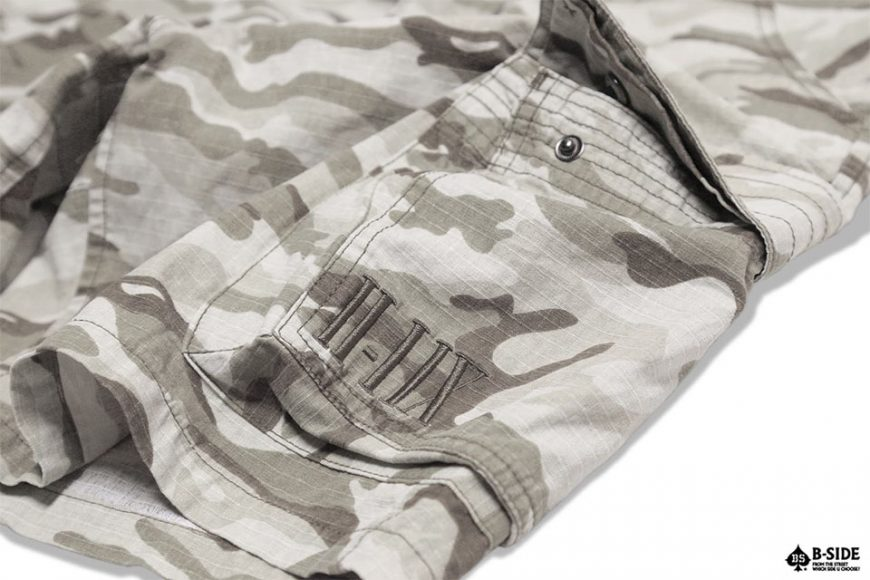 B-Side 16 SS Military Shorts (16)
