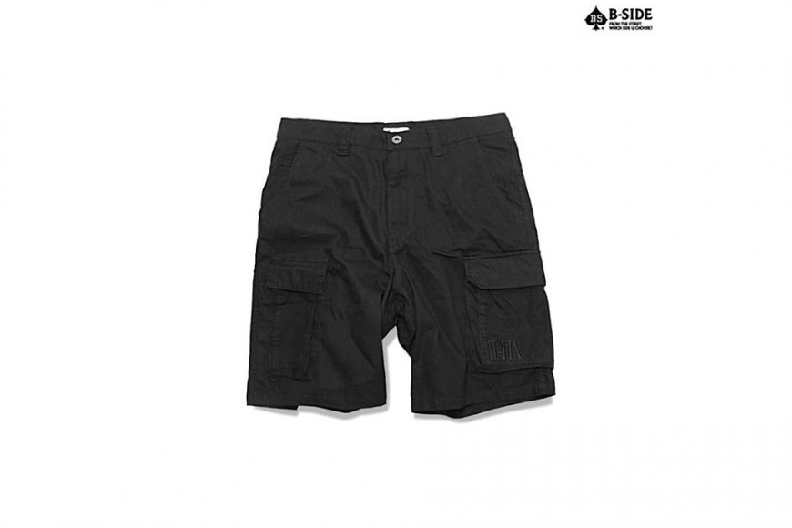 B-Side 16 SS Military Shorts (2)