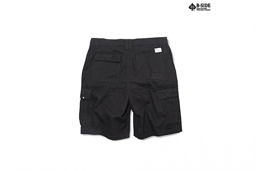 B-Side 16 SS Military Shorts (3)